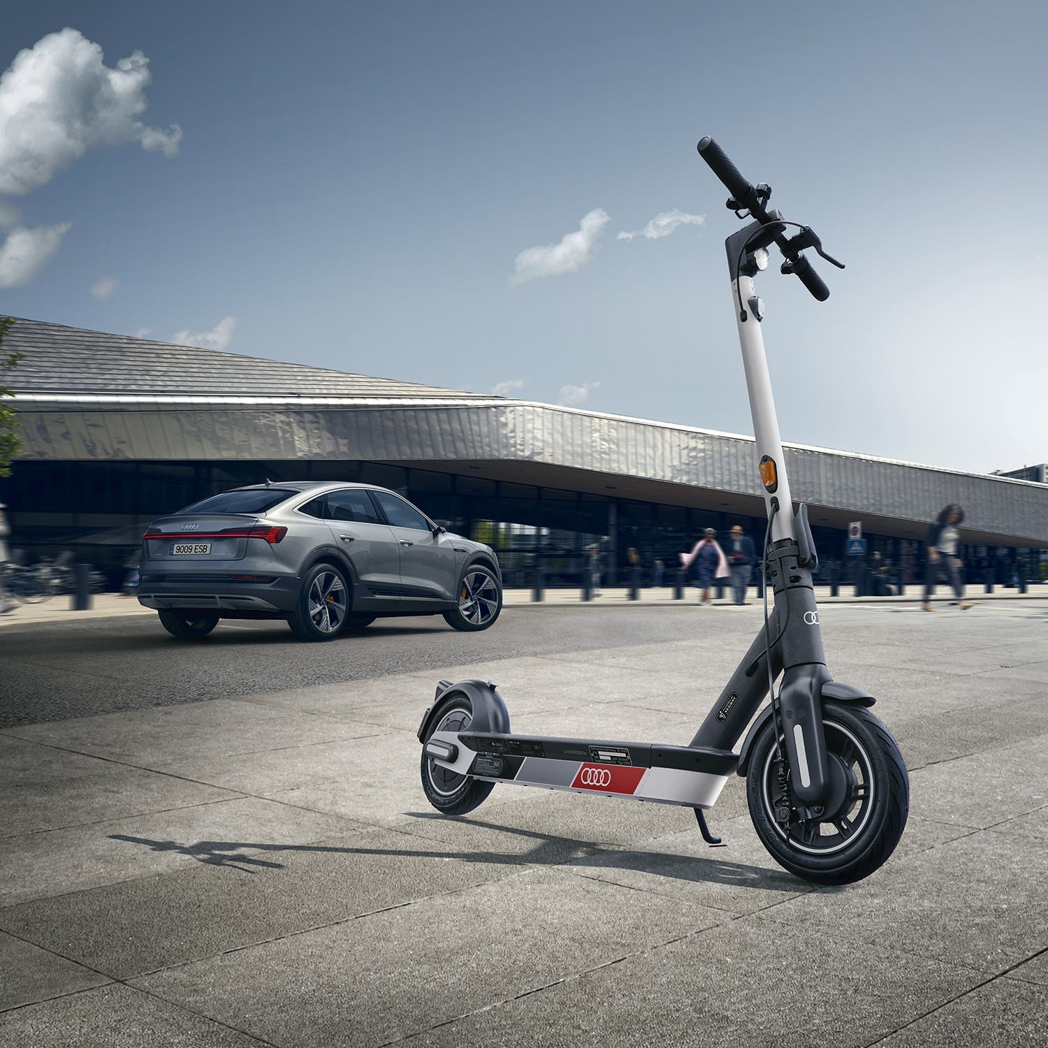 Patinetes eléctricos scooter